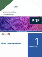 Pilares de la Programación Orientada a Objetos