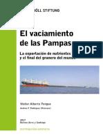 Libro El Vaciamiento de Las Pampas