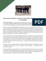 Funcionarios Hondureños Acusados Por Narcotráfico Siguen en Sus Cargos Sin Ser Investigados