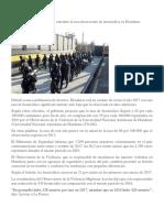 InSight Crime 7 Claves Para Entender La Tasa Decreciente de Homicidios en Honduras