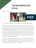 Periodistas Banderas Del Narcotráfico Porque Los Matan