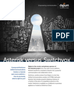 Asterisk or Switchvox Guide