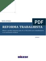 Texto 1-Manifestação da DIEESE sobre a Reforma Trabalhista.pdf