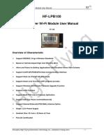 HF LPB100 User Manual V1.6