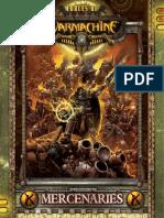 MKII Warmachine Forces Mercenaries.pdf