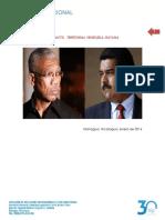 Conflicto Guyana Venezuela