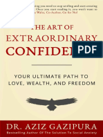 The Art of Extraordinary Confid - Dr Aziz Gazipura PsyD