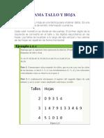 1.2 Diagrama Tallo y Hojas_Teoria