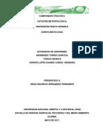 Componente Practico Agroclimatologia