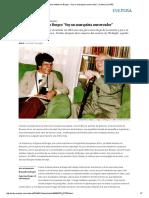 """Entrevista Inédita Con Borges_ """"Soy Un Anarquista Conservador"""" _ Cultura _ EL PAÍS"""