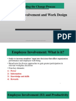 Chapter-6- Employee Involvement _ Work Design