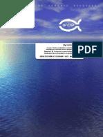Estatus 2014 Informe Final Pbr