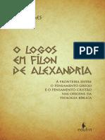 o Logos Em Fílon de Alexandria