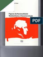 Figuras Da Racionalidade - Neokantismo e Fenomenologia