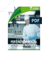 Estudio de Pertinencia Ingeniera Ambiental