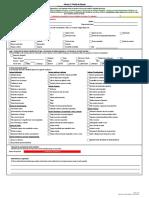 Ejemplo Formato Reporte de Peligros