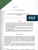 Industria en Valdivia Colonizacion