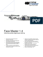 Broshure Face Master 1.4
