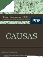 Mayo Frances de 1968