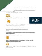 Acompañamiento y Monitoreo a La Práctica Pedagógica en La Institución Educativa