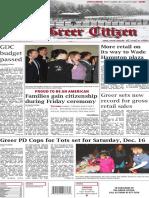 Greer Citizen E-Edition 12.13.17