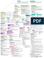 RSM260 Exam Cheat Sheet