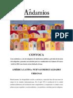 AL Nuevas Desigualdades Urbanas