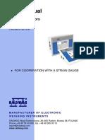 PUE71 User Manual En