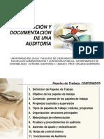 Clase Papeles de Trabajo. 2014