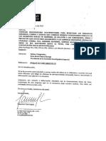 Documentos enviados por Odebrecht a la Comisión Lava Jato del Congreso