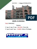 Visita Fiocruz