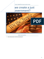 constitution inquiry