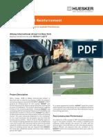 JR R P Asphalt Reinforcement Rehabilitation of Asphalt Pavements HaTelit-Albany
