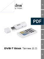 Manual Dvb-t Stick Terres 2-0 v1-10 Int