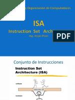 04 Arquitectura ISA