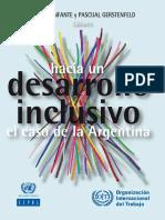 Hacia Un Des Arrollo Inclusiv o Argentina