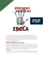 La Verdad Del Ébola