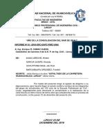 Informe Final de Caminos II-1