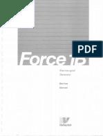 Manual de Servicio Electrobisturi Valleylab Force 1B