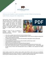 Intermountain Academy Facts Sheet
