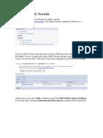 Creating DB2 JDBCProvider in WebSphere 6.1