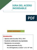 SOLDADURA DE ACERO INOXIDABLE.ppt