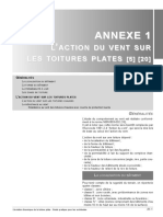 Toitures Plates Annexe 1 Vent