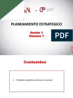 Planeamiento Estrategico(7 Sesi¾n_1)_UTP