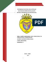 Diseño Ergonomico Del Consultorio de Cirgia Bucal y Maxilofacial