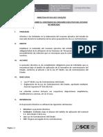 Directiva 010-2017 - Resumen Ejecutivo