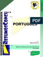 Bateria de Exercícios de Portugues Comentados