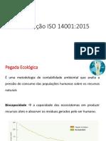 Introdução a ISO 14001-2015