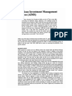 American Investment Management (Aims)-Sank