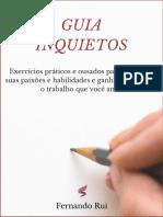Fernando Rui - Guia Inquietos